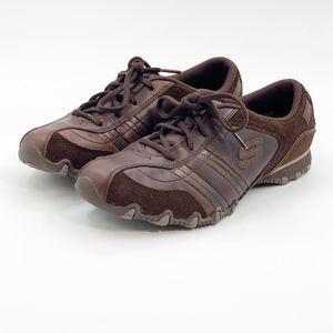 Women's Skechers Womens Sz 8.5 46558 Shoes Brown